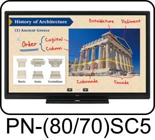 PN-80SC5 / PN-70SC5 Image