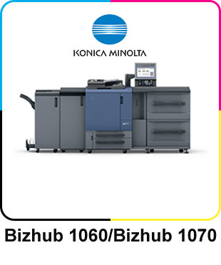 Bizhub 1060/1070 Image