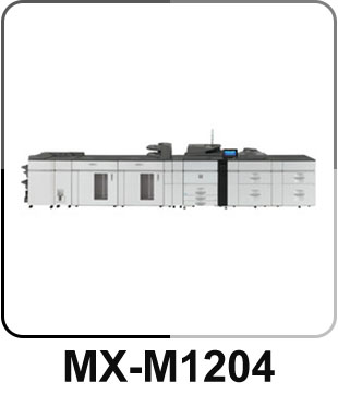 Sharp MX-M1204 Image
