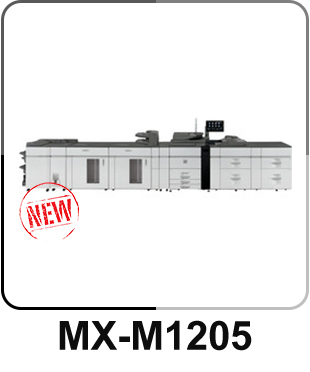 Sharp MX-M1205 Image