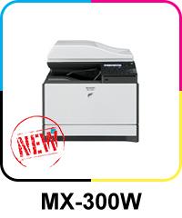 Sharp MX-300W Image
