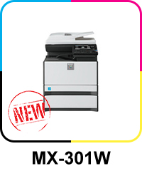 Sharp MX-301W Image