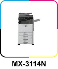 Sharp MX-3114N Image