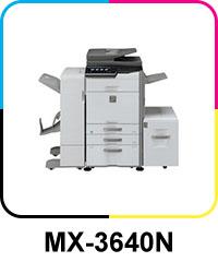 Sharp MX-3640N Image