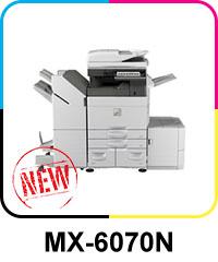 Sharp MX-6070N Image