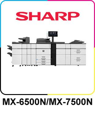 MX 6500N/7500N Image
