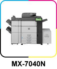 Sharp MX-7040N Image