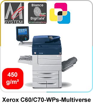 Xerox C60 WPs Multiverse - Plus Image