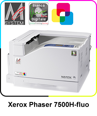 Xerox Phaser 7500H-Fluo Image