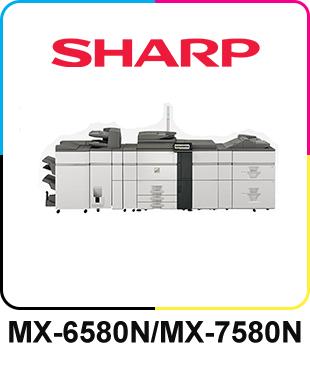 MX 6580N/7580N Image