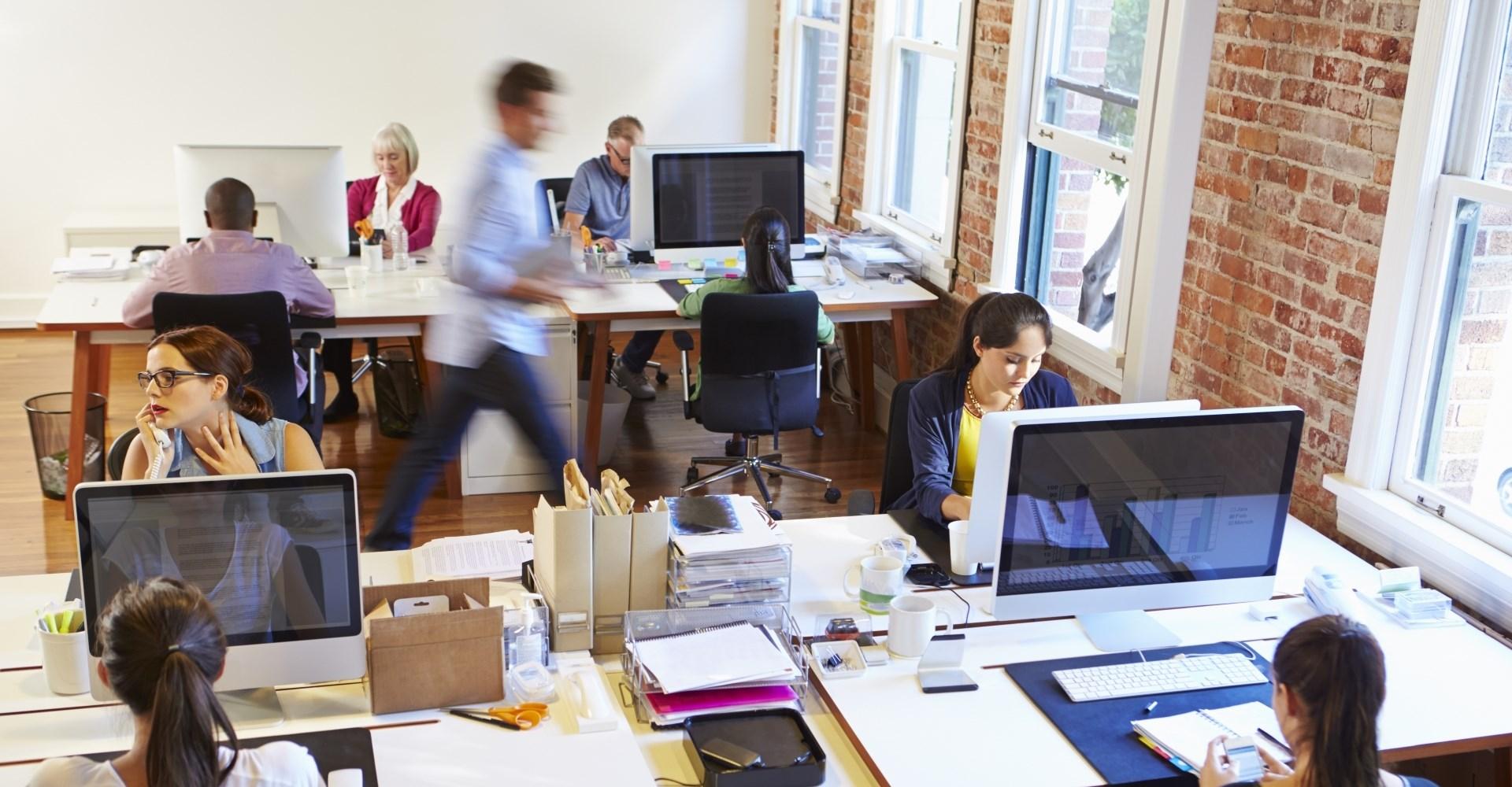 Scopri il mondo office