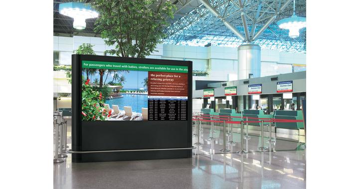 Software per pubblicità digitale Sharp Image