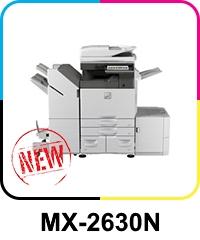 Sharp MX-2630N Image