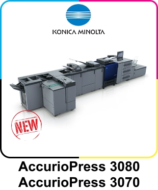 AccurioPress C3080 / AccurioPress C3070 Image