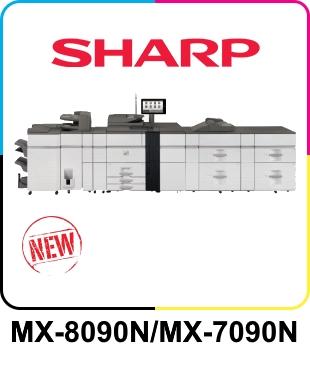 MX-8090N / MX-7090N Image