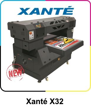 Xanté X32 Image