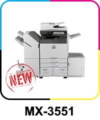 Sharp MX-3551 Image