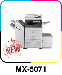 Sharp MX-5071 Image