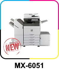 Sharp MX-6051 Image
