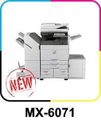 Sharp MX-6071 Image