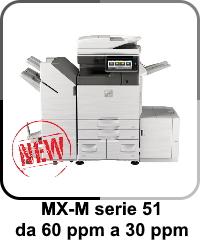 Sharp MX-Mxx51 series Image