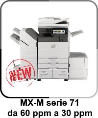 Sharp MX-Mxx71 series Image