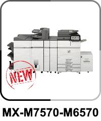 Sharp MX-M7570/M6570 Image
